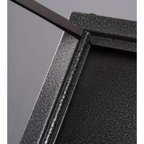 """Potelet de délimitation """"Stop Aluminium"""", sangle 270cm"""