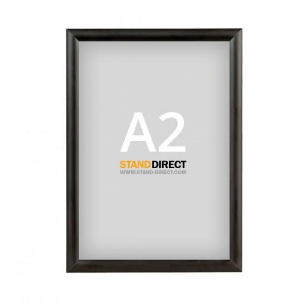 Cadre à clip rétro-éclairé, double face A2, profilé 5cm