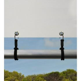 Porte-brochures avec 10 compartiments A4