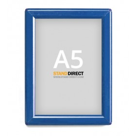 Rahmen Opti Frame Blau - A5 - Blau