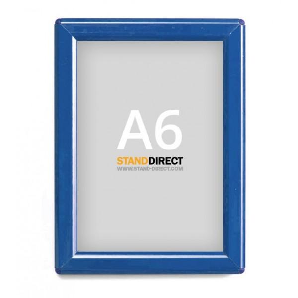 A6 Lijst Opti Frame Blauw