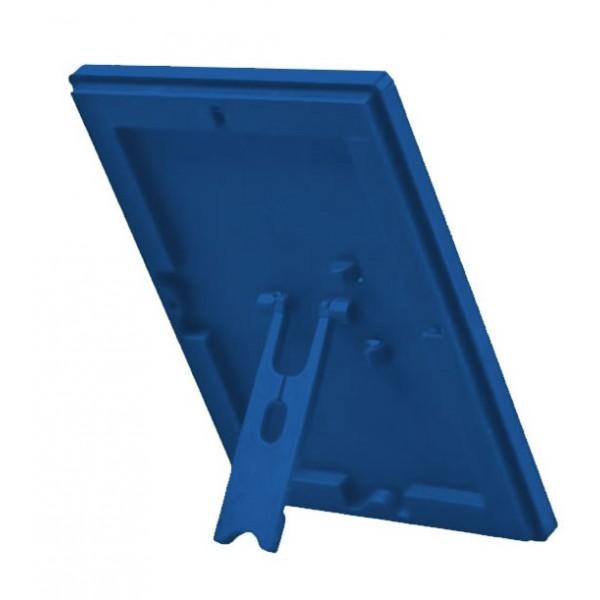 Opti Frame blauw met rugleuning
