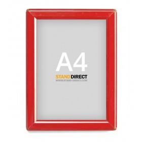 Rahmen Opti Frame Rot - A4 - Rot