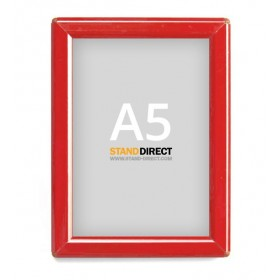 Cadre Opti Frame Red - A5 (15 x 21cm) - Rouge