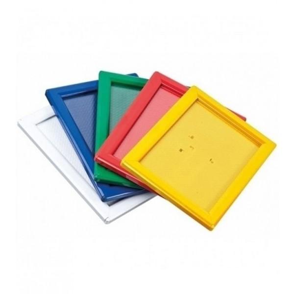 Kliklijsten Opti Frame in verschillende kleuren