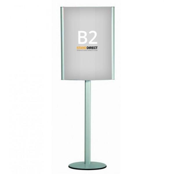 B2 Plakatständer Doppelseitig