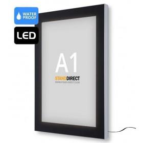 Vitrine d'affichage LED extérieur