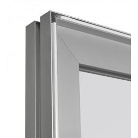 Ecran de prévention Covid 19: structure aluminium