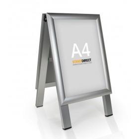 Kundenstopper A4 oder A3 - A4