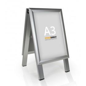 Kundenstopper A4 oder A3 - A3