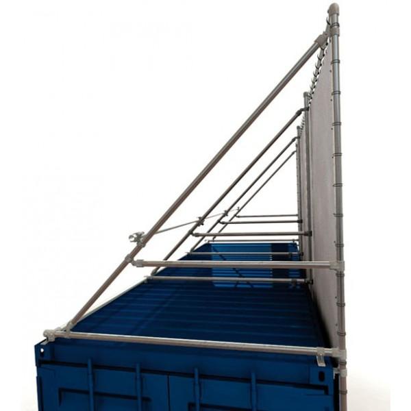 Affichage container: détail de structure