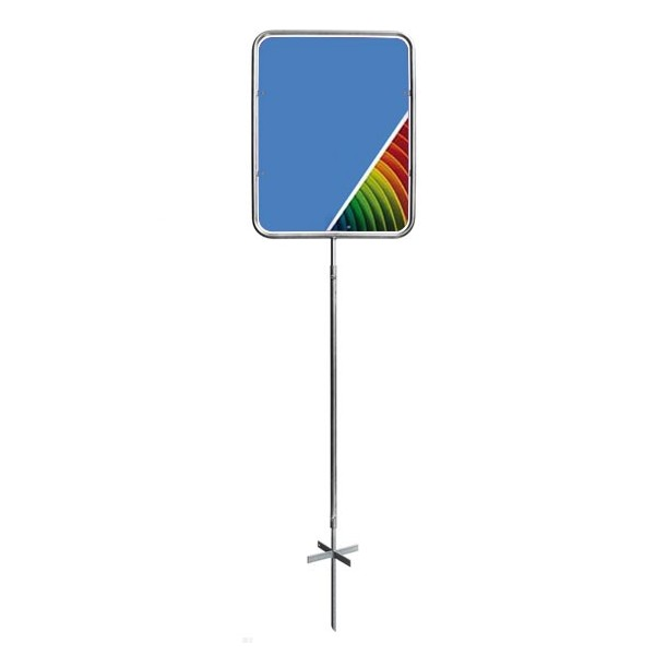 Makelaarsbord - staande versie