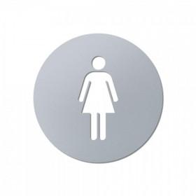 Toilettenbeschilderung - Toilettes Femme