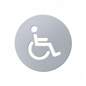 Toilettenbeschilderung - Toilettes Handicapé