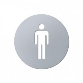 Toilettenbeschilderung - Toilettes Homme