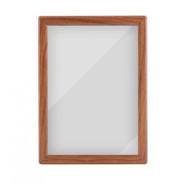 Kliklijst OptiFrame, hout