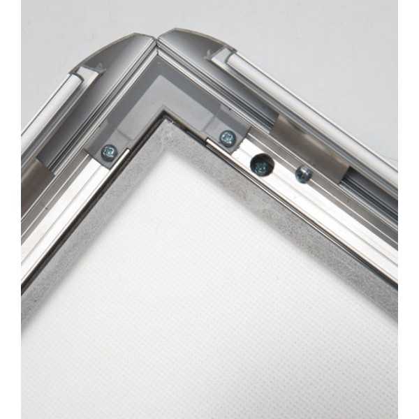 Geanodiseerde aluminium LED lijst