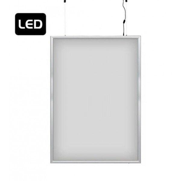 """LED-Leuchtrahmen """"Smart LED Box"""", doppelseitig"""