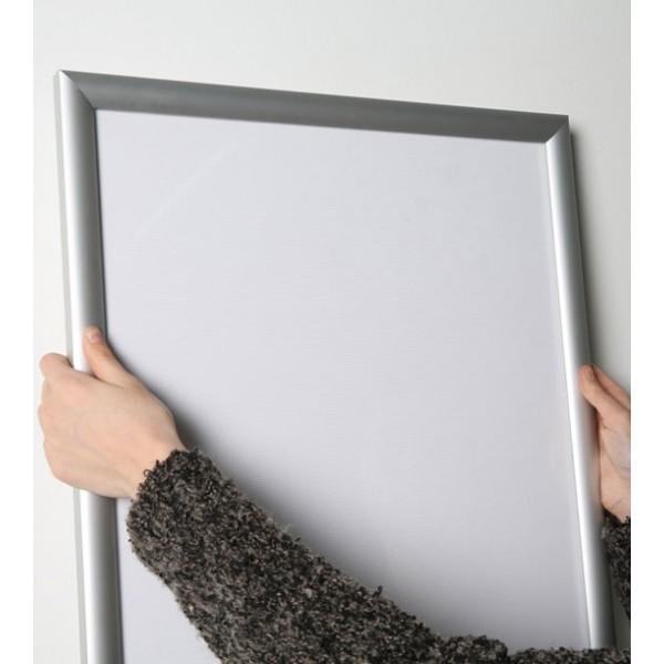 Lichtgevend muur frame, staand formaat