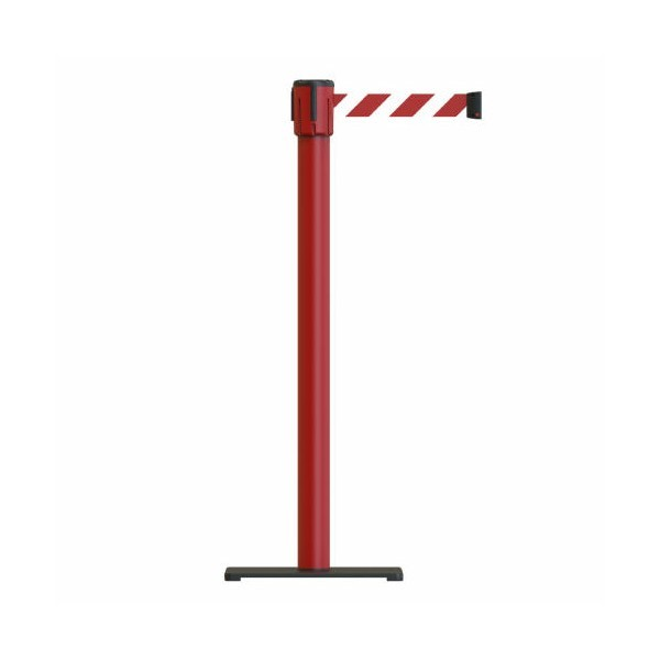 Gurtpfosten 5m - rote Fertigung