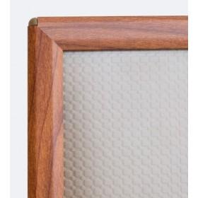OptiFrame Rahmen, Holz Design