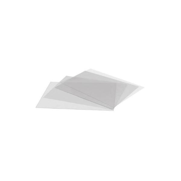 Feuille PVC anti-reflets