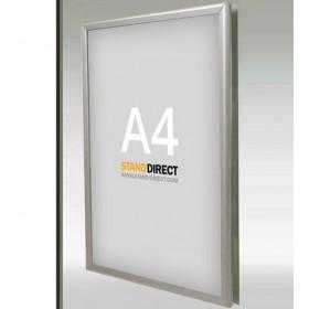 Cadre d'affichage vitrine, profilé 25 ou 32mm