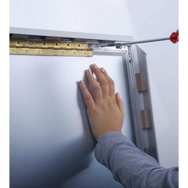 Kliklijst Security Autobord, profiel 42mm