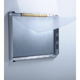 Klapprahmen mit breite Safety Profile aus Aluminium