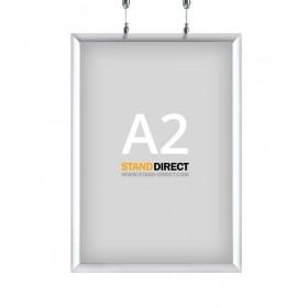 Cadre à suspendre (double face) - A2 (42 x 59,4cm)