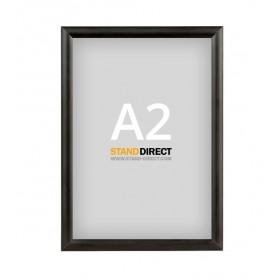 Cadre clic-clac noir - A2 (42 x 59,4cm)