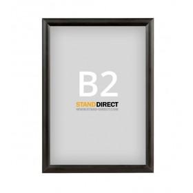 Klapprahmen schwarz - B2 (50 x 70,7cm)