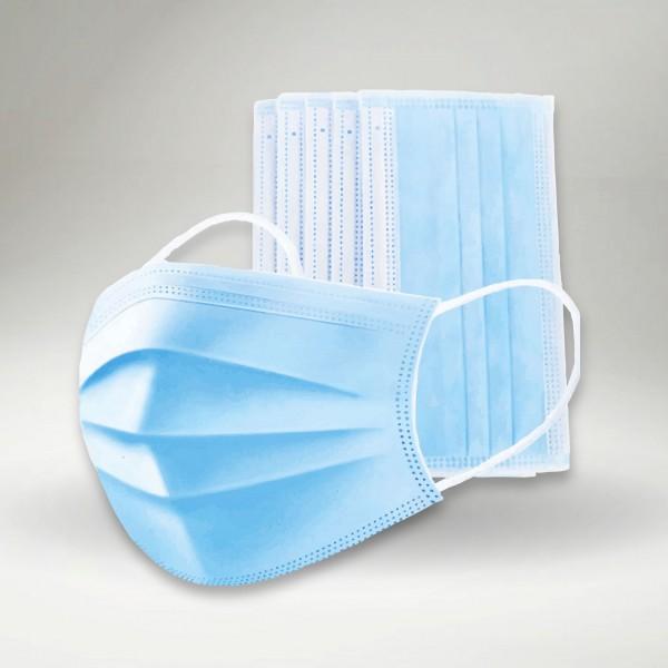 Mondkapjes voor eenmalig gebruik (100 stuks)