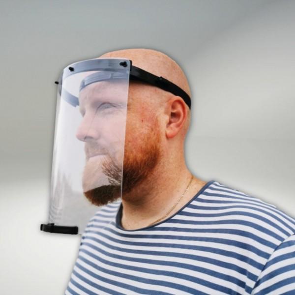 Gelaatsscherm - Volledig masker