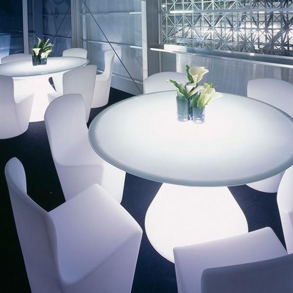Leuchttisch mit Glasplatte