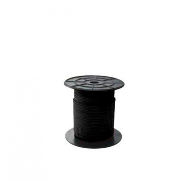 Bobine de corde noire