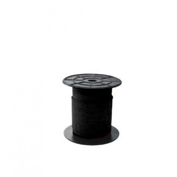 Touw rol (25m) zwart