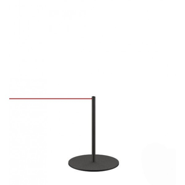 Mini Kordelständer Museum - schwarz