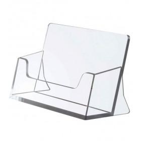Visitenkartenhalter aus Plexiglas