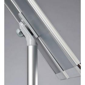 Présentoir / Porte-menu sur pied - A4 (21 x 29,7cm)