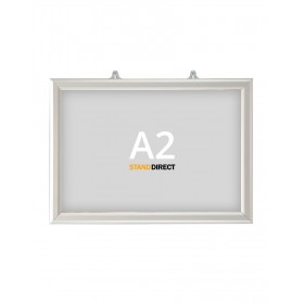 "Cadre ""Slide-in"" à suspendre - A2 (42 x 59,4cm) - Paysage"