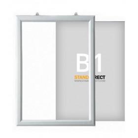"""Einschubrahmen """"Slide-in"""" für Decke - B1 (70,7 x 100cm) - Hoch"""