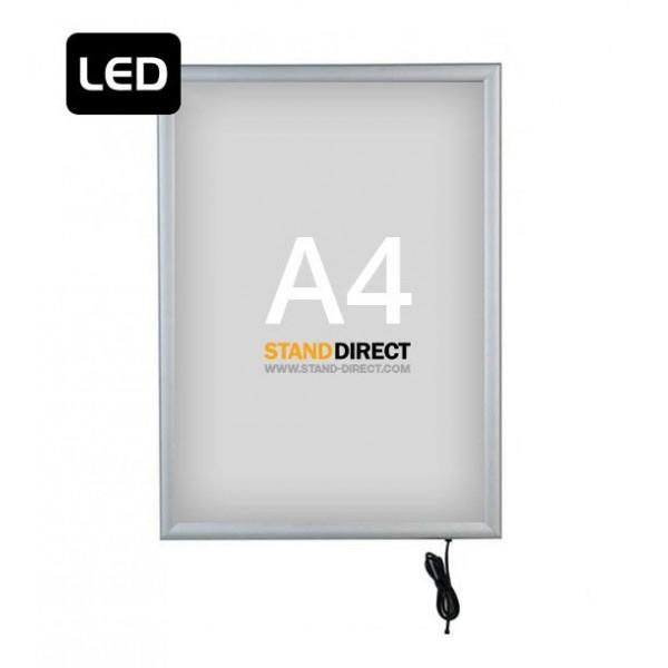 """Cadre lumineux """"SMART LED Box"""" - A4"""