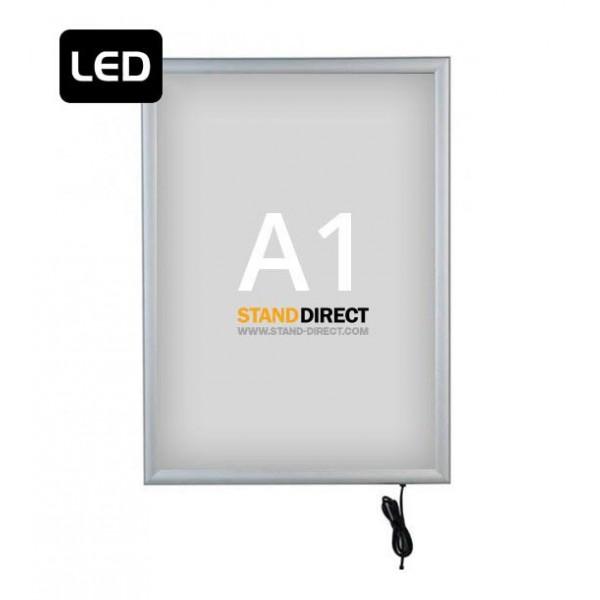 """Cadre lumineux """"SMART LED Box"""" - A1"""