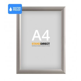 Waterdichte kliklijst, 25mm profiel - A4