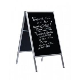 Krijtstoepbord - 60x80cm