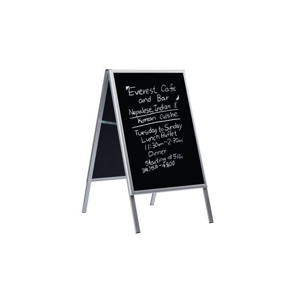 Stoepbord / Leisteen voor krijten