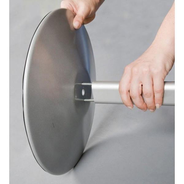 natuurlijk geanodiseerde aluminium versie