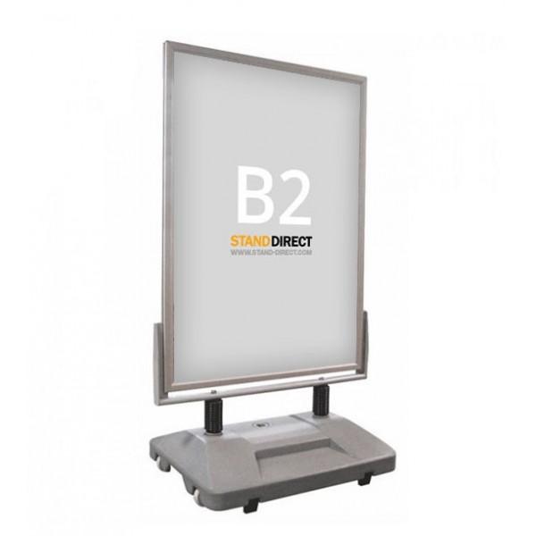 B2 Kundenstopper Windsign