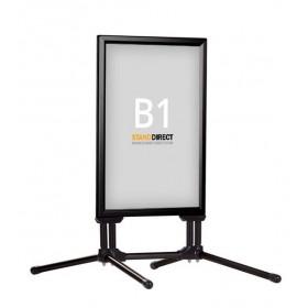 Swing Pro - B1 (70,7 x 100cm) - Schwarz
